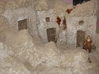 EDIFICI  col polistirolo stuccato