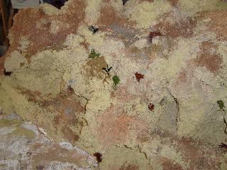 Tecnica del polistirolo stuccato